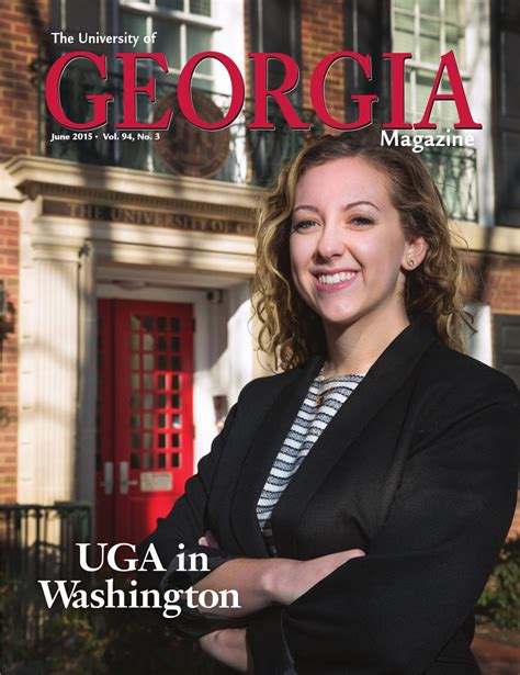 tom jackson athens ga georgia magazine june 2015 by university of georgia alumni