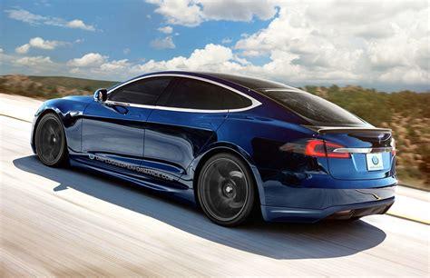 Tesla Gallery Tesla Model S Tuned By Unplugged Performance Looks Rakish