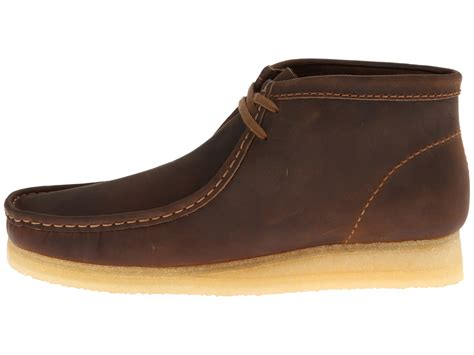 wallabee boots clarks wallabee boot at zappos