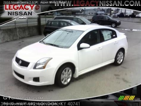 white nissan sentra 2010 nissan sentra 2010 white cars entertainment