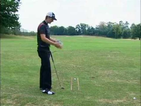 justin rose swing tips productive practice golf tips from justin rose youtube