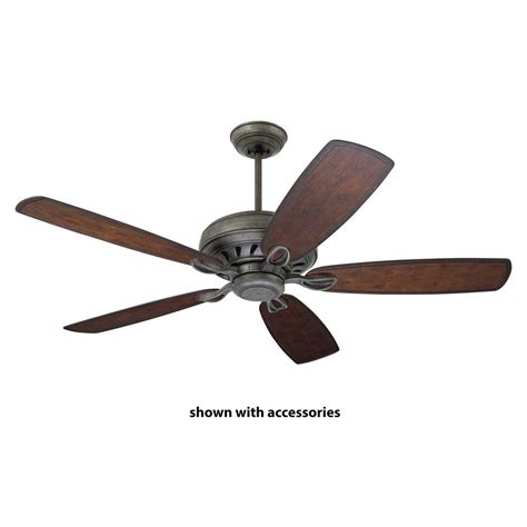 custom ceiling fans rubbed bronze ceiling fan with custom blades emerson