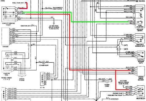 2011 mazda mx 5 miata wiring diagram
