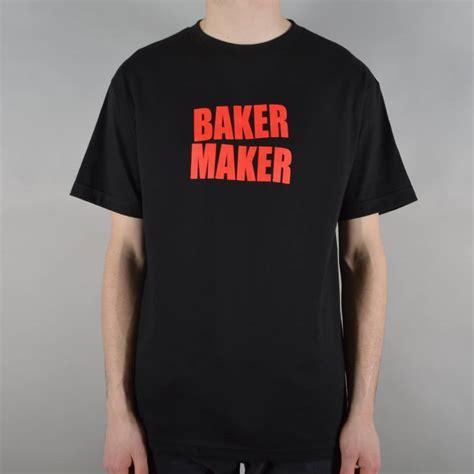 online t shirt design maker uk baker skateboards baker maker skate t shirt black