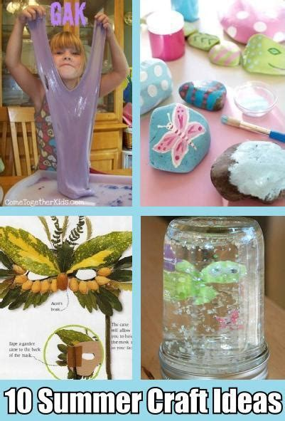 summer craft ideas for 10 summer crafts for diy cozy home