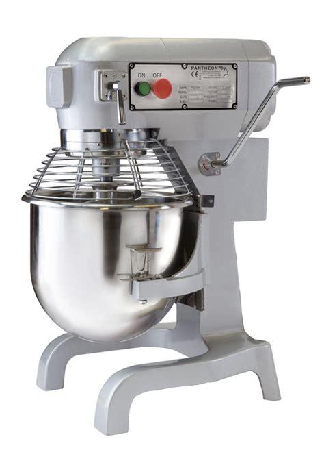 Mixer Lighting Pilot table top mixer pantheon 20 litre tabletop planetary mixer food mixer kitchen mixer