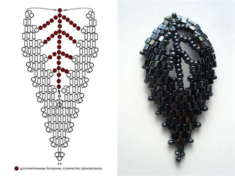 bead translate 36 best beaded russian leaf images on beading
