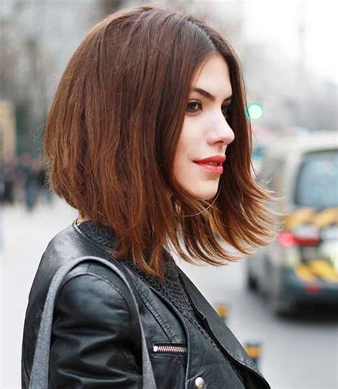 angled lob images 20 best angled bob hairstyles short hairstyles 2017