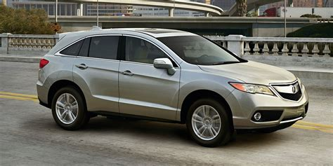 2012 acura rdx information and photos momentcar