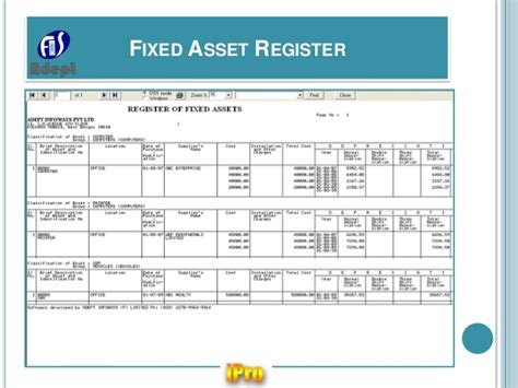 ipro software for company statutory e forms registers