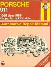 small engine repair training 1989 porsche 911 electronic toll collection 1965 1989 porsche 911 repair manual