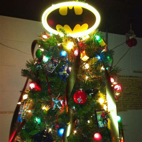 batman christmas tree batman this is for you travis