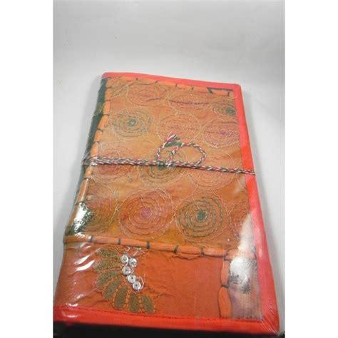 Handmade Diary - handmade orange diary shopping for paper n