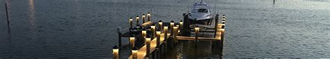 Boat Dock Lighting Fixtures Led Dock Lighting For Boat Docks And Pilings Synergy Lighting