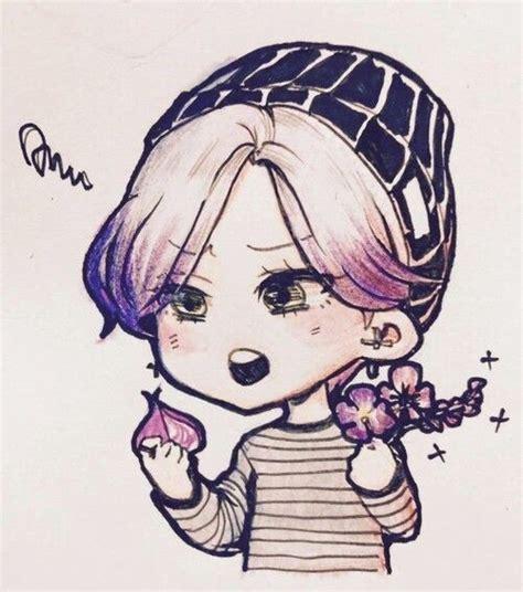 Kpop Chibi Drawing by Taemin Chibi Fanart Shinee Fanart Chibi