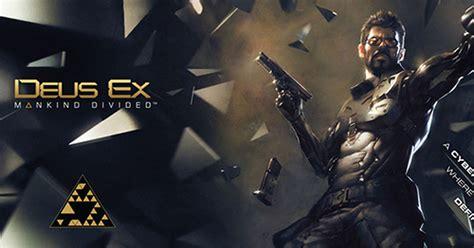 Kaset Ps4 Deus Ex Mankind Divided vrutal primeros detalles de deus ex mankind divided