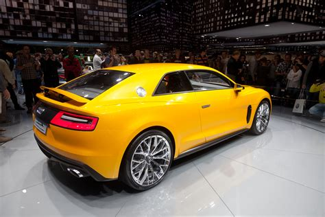 Audi Sport Quattro Concept by File Audi Sport Quattro Concept Heck Rechts Jpg