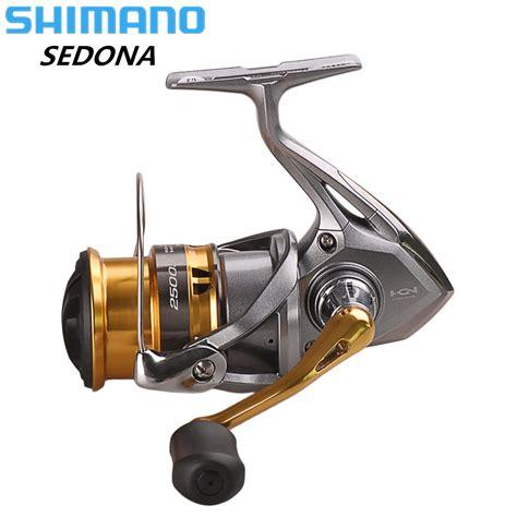Reel Shimano Sedona C5000xgfi aliexpress buy shimano sedona spinning fishing reel c2000s c2000hgs 2500 2500s 2500hg