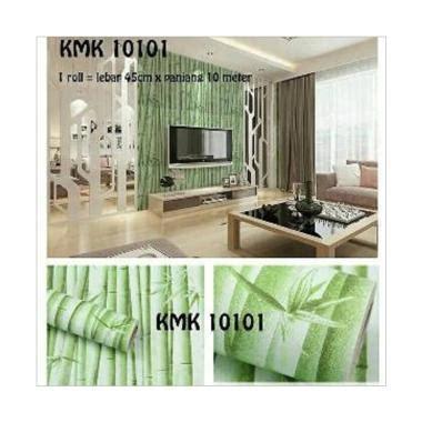 Stiker Anti Nyamuk Motif Kartun Isi 24 jual oem motif bambu wallpaper stiker hijau harga kualitas terjamin blibli