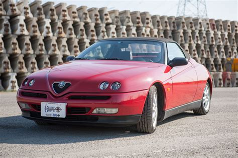 1998 alfa romeo spider for sale 19 985 with warranty