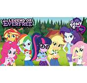 MLP  Equestria Girls Legend Of Everfree Ver 2 By