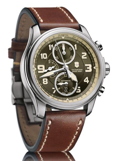 Victorinox Infantry Automatic Chronograph 241520 victorinox infantry vintage mechanical chronograph