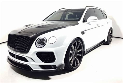 suv bentley white available on ebay bentley bentayga the s fastest