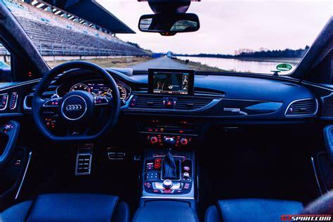 Audi Rs6 Interior 2016 Audi Rs6 Avant Review Gtspirit