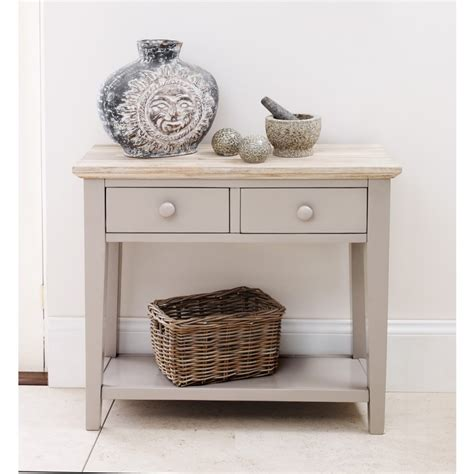 florence 2 drawer console table florence truffle console table with 2 drawers