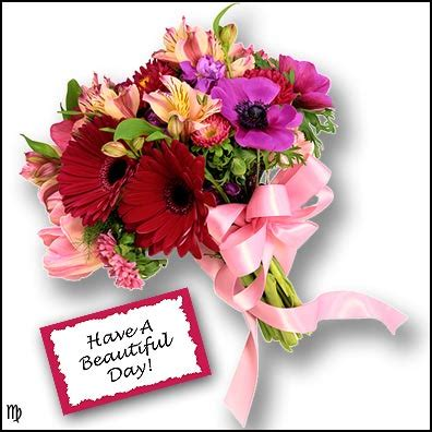 Kartu Ucapan Flower kartu ucapan flower a beautiful day kapanlagi