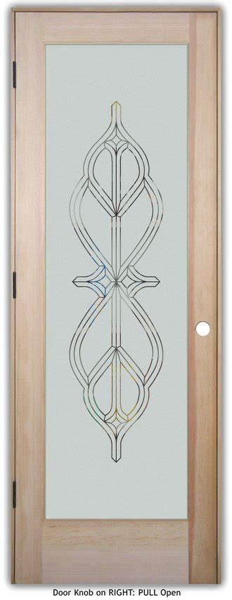 stained glass pantry doors pantry door with glass sans soucie glass