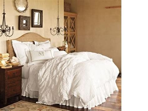 fluffy white bedding 12 best images about layered white bedding ideas on