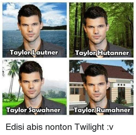 Taylor Lautner Meme - 25 best memes about twilight twilight memes