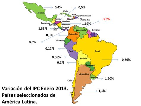Lp Central America 8 2013 revista econ 243 mica de actualizado inflaci 243 n en