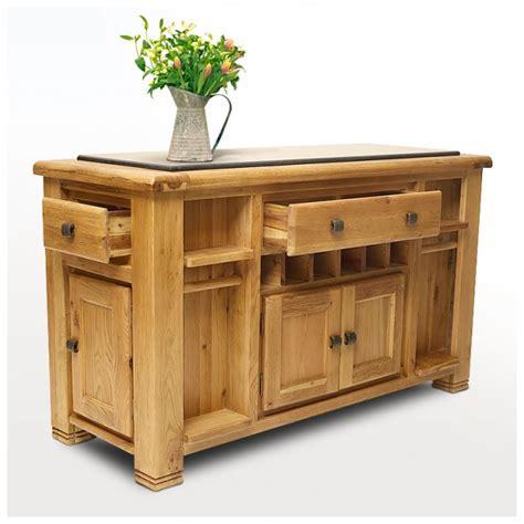 solid wood kitchen islands 2018 50 oak kitchen island with black granite top danube