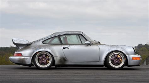 Old Porsche by Marvel At This Brand New Ratty Old Porsche 911 Rsr Top Gear