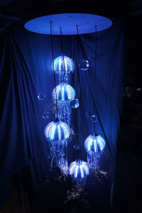 Jellyfish Chandelier 32 Best Images About Jellybar On Dubai Window View And Lighting Ideas