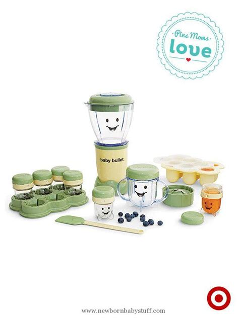 Baby Bullet Food Blender baby accessories baby bullet by magic bullet complete baby