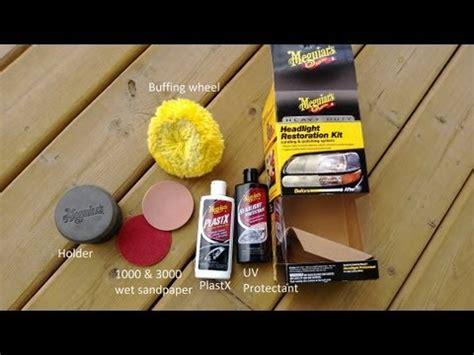 Meguiars Heavy Duty Headlight Restoration Kit review meguiar s heavy duty headlight restoration kit