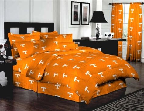 tennessee comforter set 40 best images about tennessee vols on pinterest