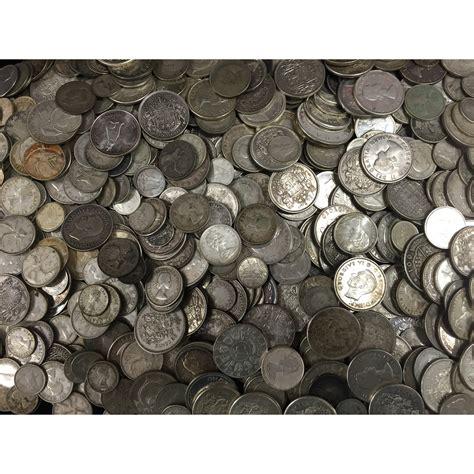 10 ounces of silver 10 ounces 80 silver world coins golden eagle coins