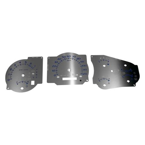 Decorative Gauges by Us Speedo 174 Toyota Tundra Sr5 2010 2011 Stainless Steel