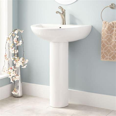 large pedestal sinks bathroom large dawes porcelain pedestal sink pedestal sinks