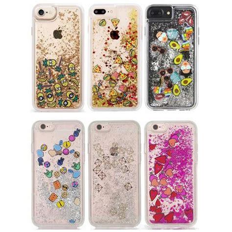 for iphone xs max xr x luxury glitter dynamic minions emoji tpu edge cover