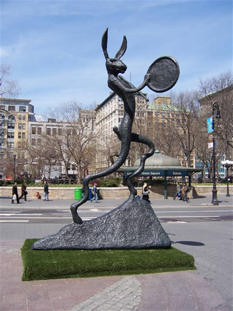 Garden Sculpture Art - the drummer flanagan