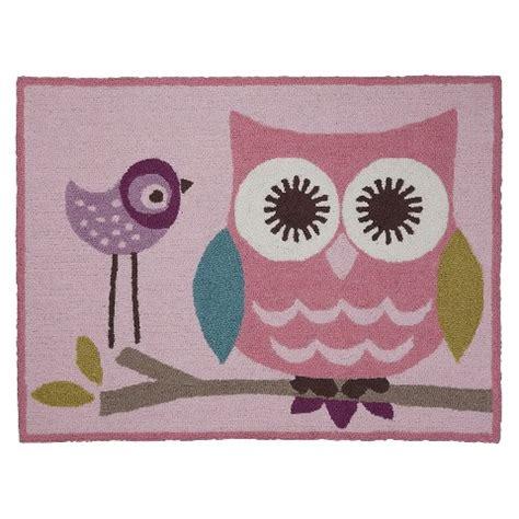 target baby rugs lolli living baby owl rug target