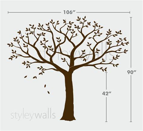 wall sticker photo frames family tree wall decal tree wall decal photo frame tree
