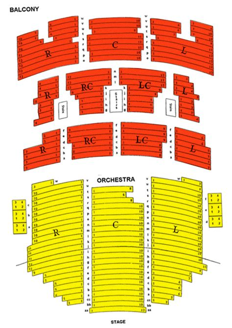 paramount theatre denver seating chart paramount theatre denver seating chart car interior design