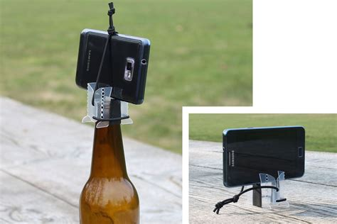 cleverest diyp iphone tripod  diy photography
