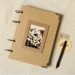 photo album sheets a4 blank diy photo album scrapbook paper crafts diy handmade cover travel photograph holder 28